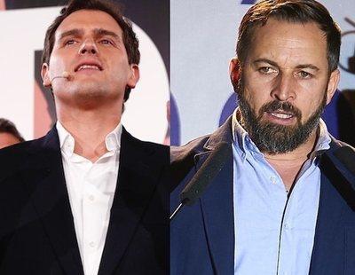 Ciudadanos y VOX se hundirían si se repitieran las elecciones