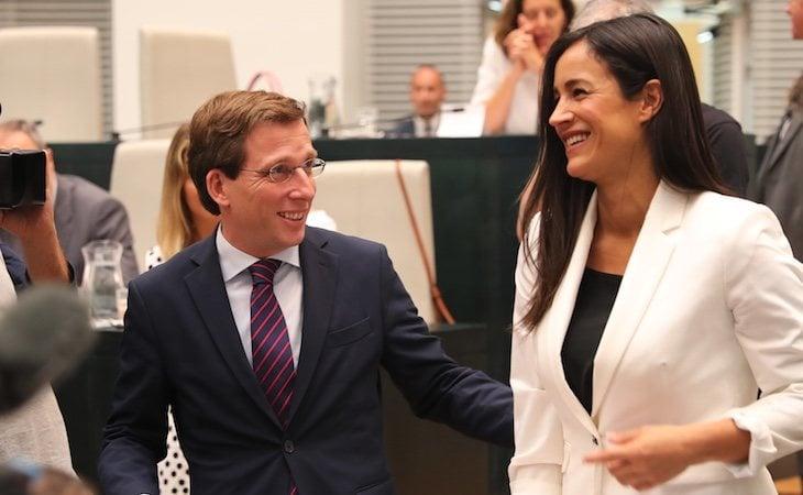 The New York Times ha criticado a Almeida y Villacís