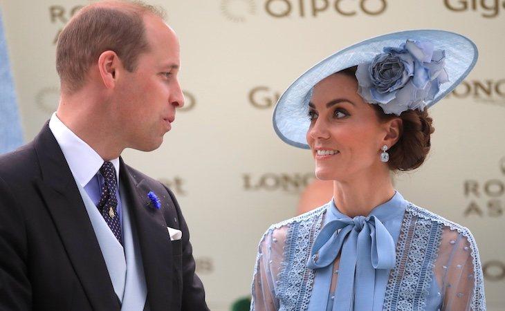 El príncipe Guillermo y Kate Middleton son los herederos a la corona británica