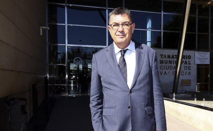 Enric Morera es el presidente de Las Cortes Valencianas