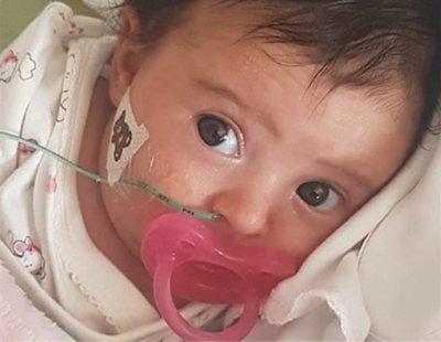 """Portugal se vuelca con la enfermedad de una bebé para pagar """"el medicamento más caro"""""""