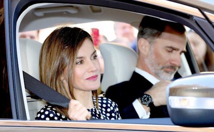 El nuevo coche de los reyes ha costado 454.000 euros