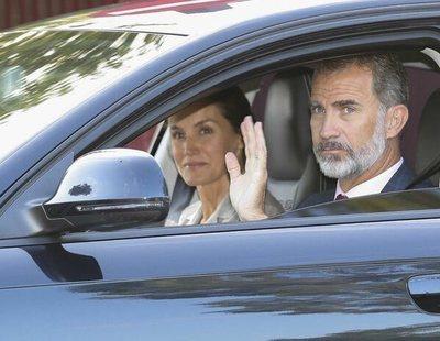 Hacienda compra a la Casa Real un coche de 454.000 euros