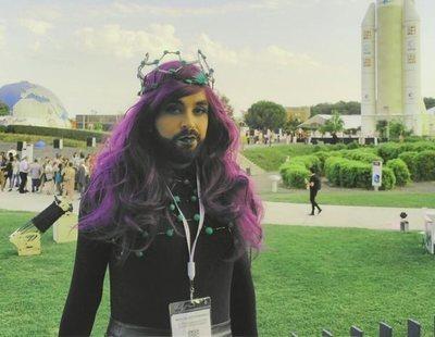 Sassy Science: La drag aragonesa que enseña ciencia para 'dummies' y causa furor en la red