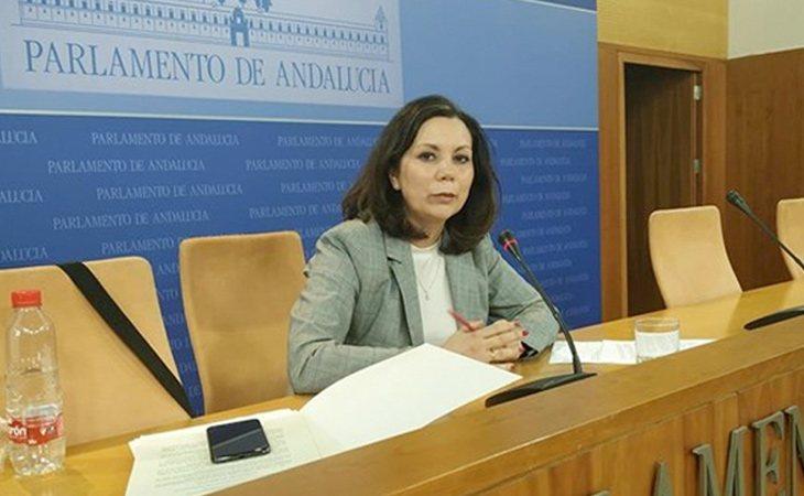 Ángela Mulas pide el cambio de la normativa a violencia intrafamiliar