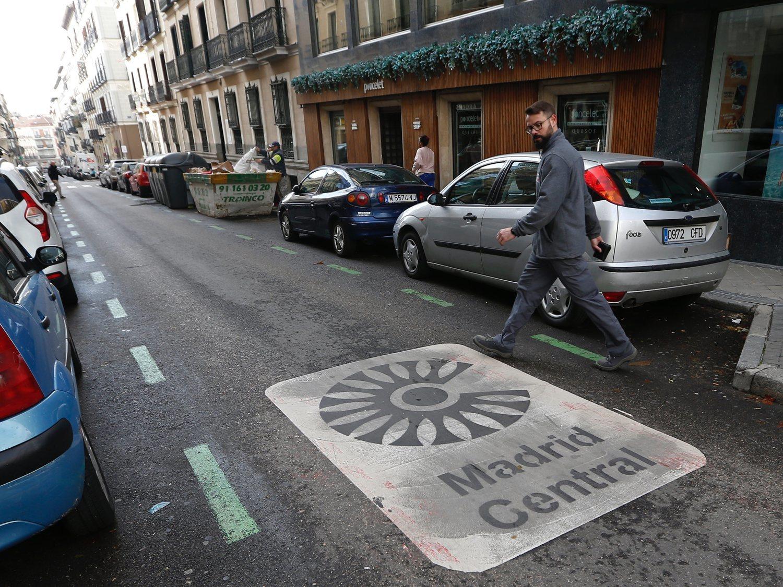 El Ayuntamiento de Madrid confirma que volverá a multar en Madrid Central desde este lunes