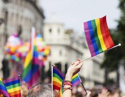 Dos jóvenes sufren una agresión homófoba durante la manifestación del Orgullo LGTBI de Madrid
