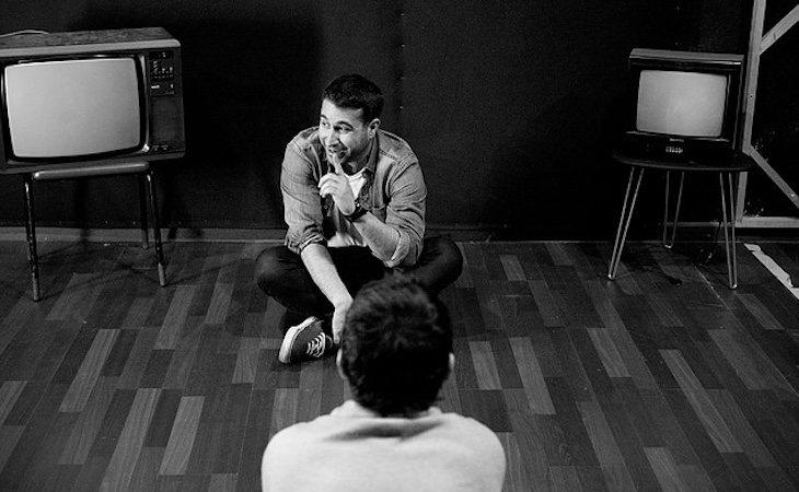 'El niño de la tele' es la obra de teatro de Rubén Ramírez