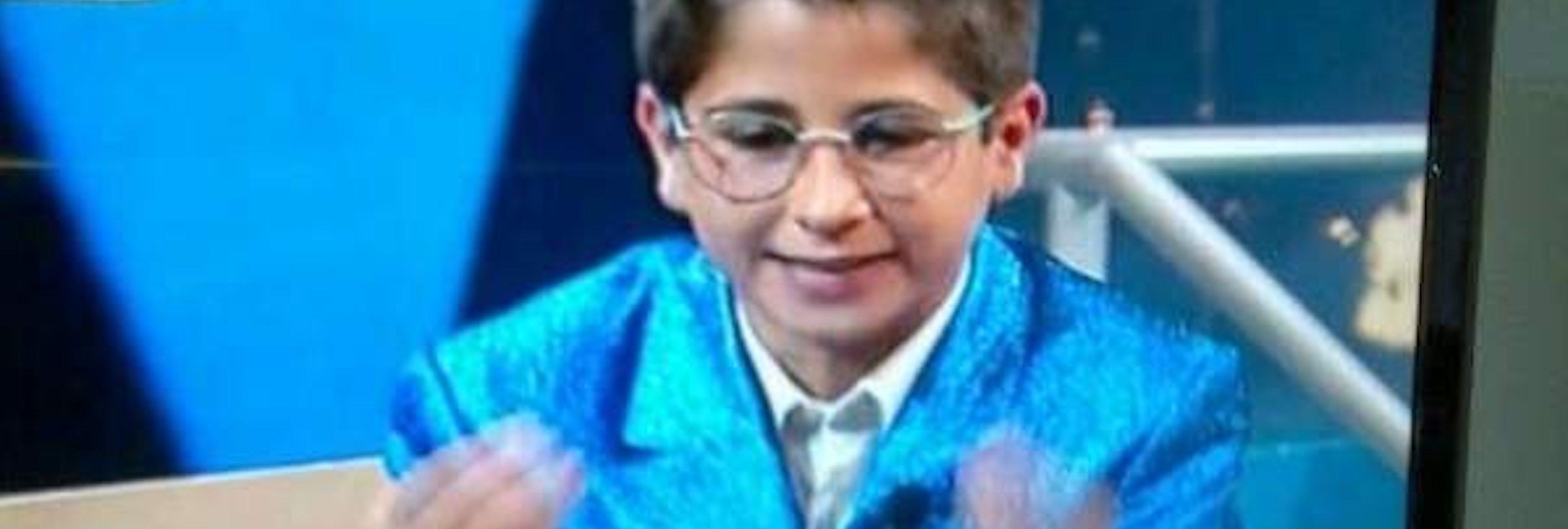 ¿Qué fue de Rubén Ramírez, el niño que arrasó en la televisión durante los 90?