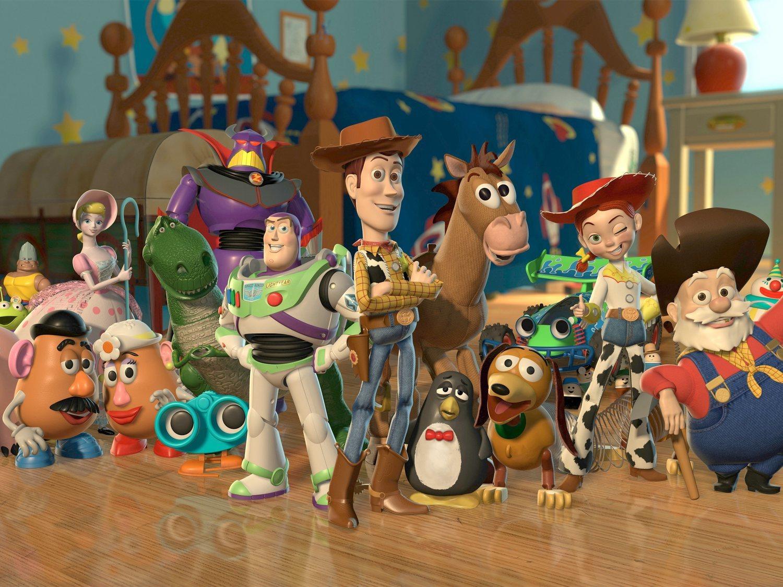 Disney elimina una escena de 'Toy Story 2' por machista