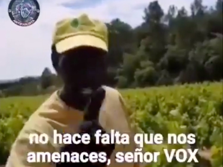"""""""España se levanta trabajando"""", la crítica viral de un inmigrante al racismo de VOX"""