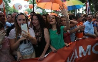 La Policía Nacional desmiente a Ciudadanos: no hubo agresiones en el Orgullo LGTBI