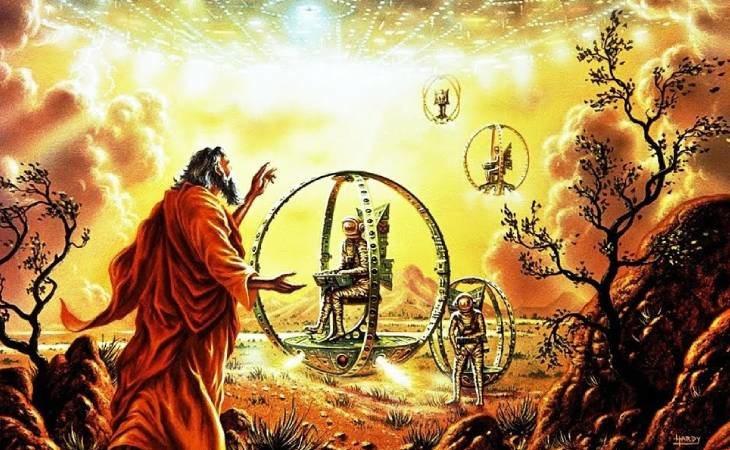 La profecía de la llegada de los extraterrestres a la Tierra tiene referencias bíblicas
