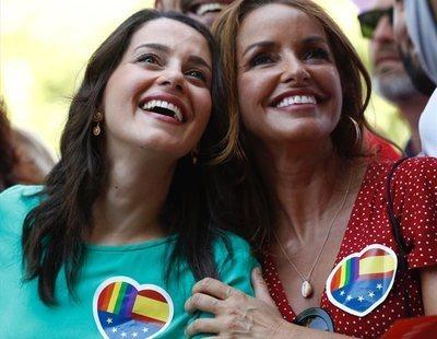 El directo de Ciudadanos en el Orgullo LGTBI denunciando agresiones entre risas