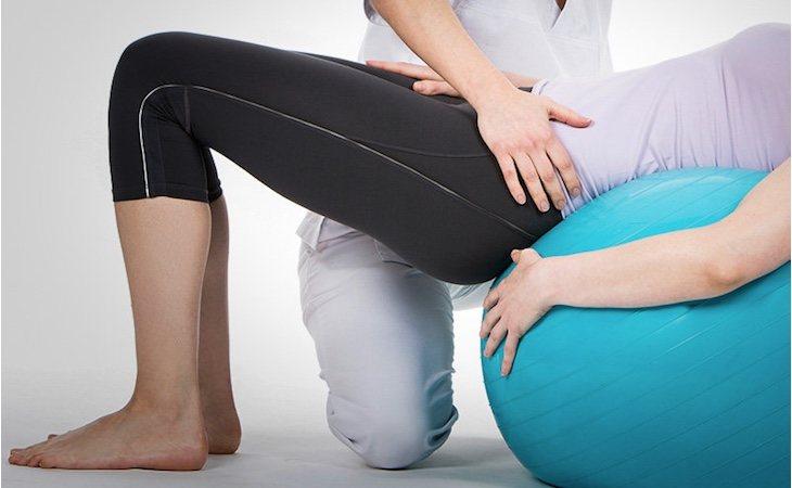 La rehabilitación del suelo pélvico reduce la flacidez vaginal