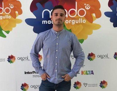 """Santi Rivero (Cogam): """"El problema no lo tiene el colectivo LGTBI, al que Ciudadanos llama fascistas"""""""