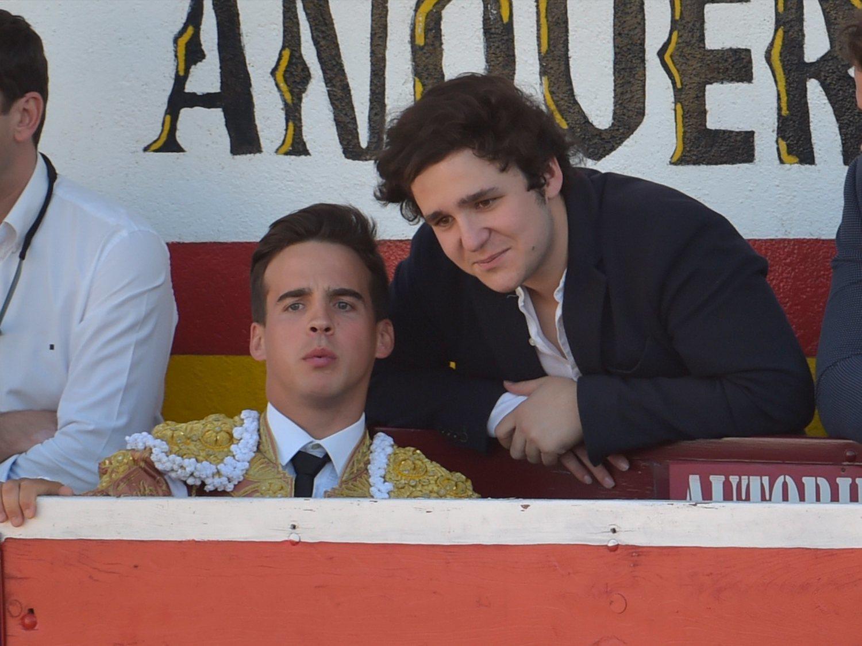 """Froilán rompe su amistad con el torero Gonzalo Caballero, """"novio"""" de Victoria Federica"""