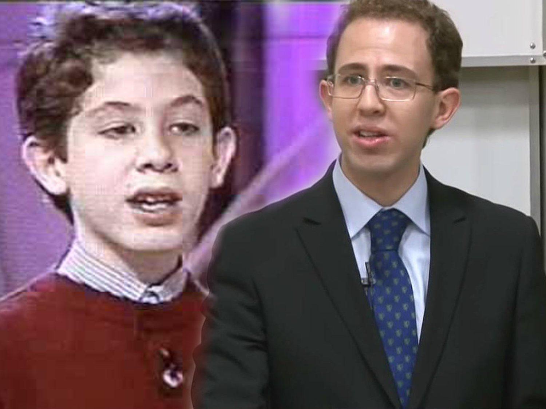¿Qué fue de Carlos Blanco, el niño prodigio de 'Crónicas Marcianas'?