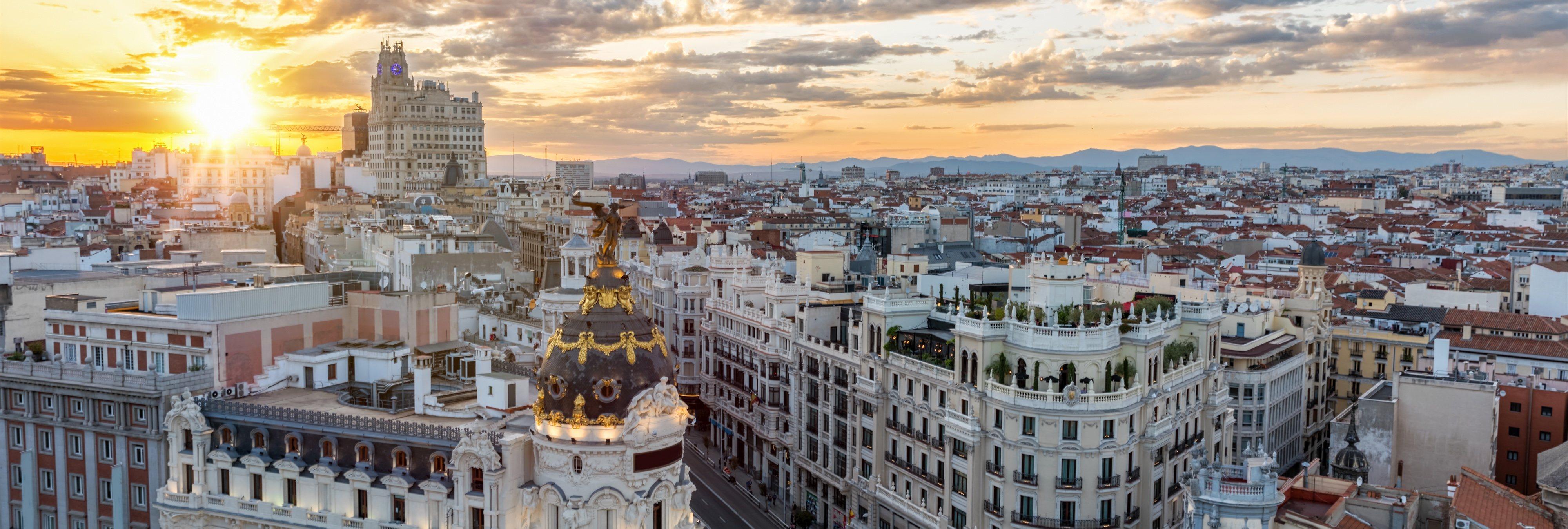 Madrid tendrá el clima de Marrakech en 2050 y Londres, el de Barcelona
