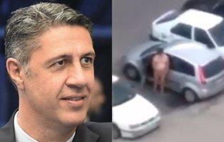 García Albiol (PP) publica un vídeo de un hombre masturbándose en plena calle