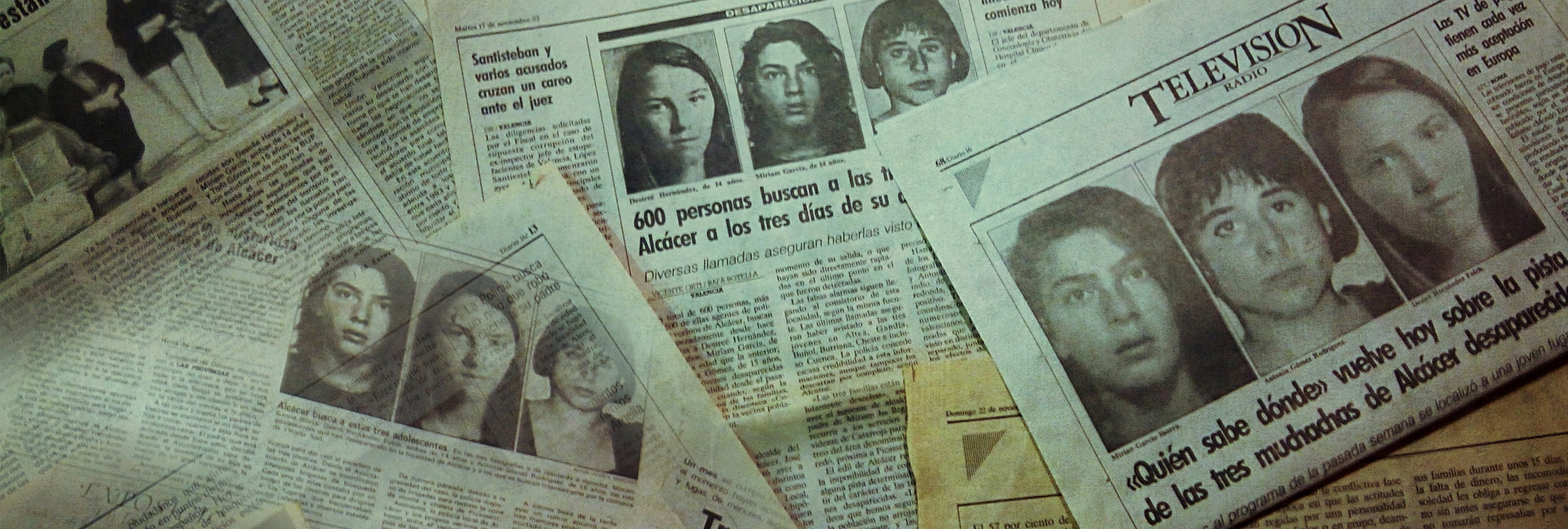 """Amenazan con publicar las """"cintas secretas"""" de las niñas de Alcàsser"""