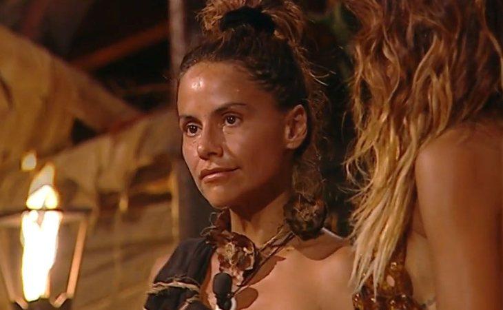 Mónica Hoyos, la gran telenovela de 'Supervivientes 2019'