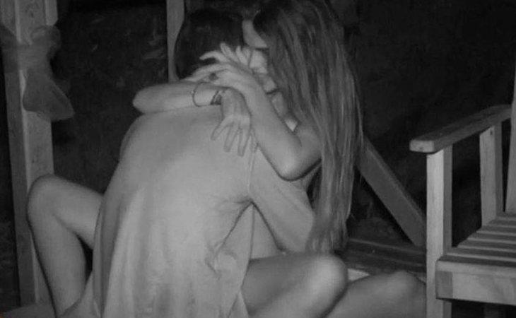 Fabio y Violeta, sexo desenfrenado en 'Supervivientes 2019'