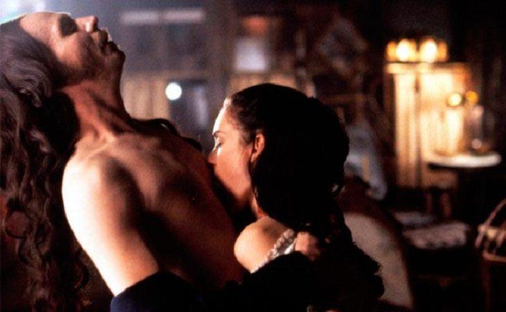 Drácula, Mina y su pasión desenfrenada
