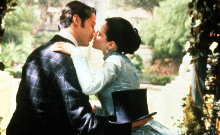 Reeves & Ryder, casados desde 1992