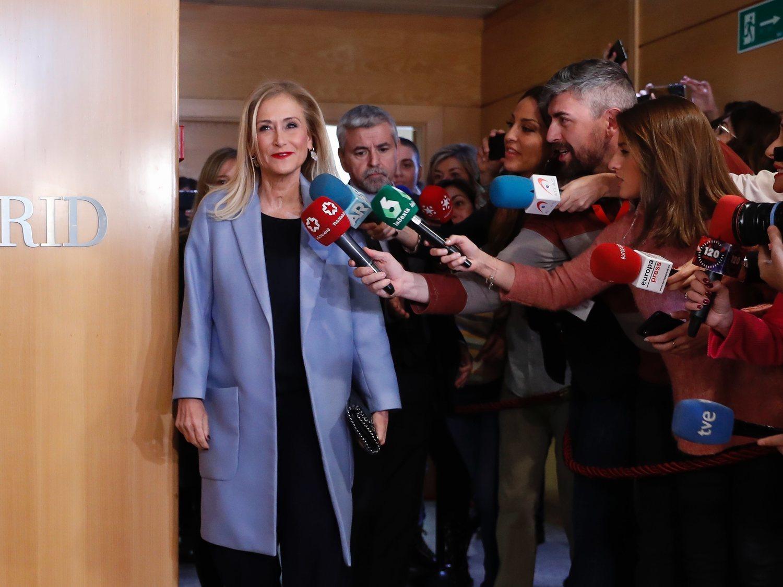 El final del suplicio de la cabeza de turco del 'Caso Máster' de Cristina Cifuentes