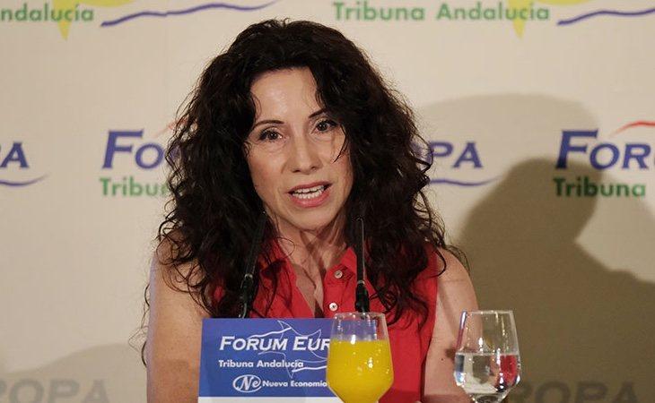 Rocío Ruiz es la consejera de Igualdad, Políticas Sociales y Conciliación en la Junta de Andalucía