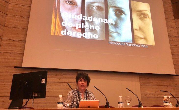 Mercedes Sánchez Vico era la directora del Instituto Andaluz de la Mujer