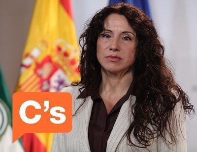 """La consejera andaluza de Igualdad (Cs) niega la brecha salarial y pide """"evidencias científicas"""""""