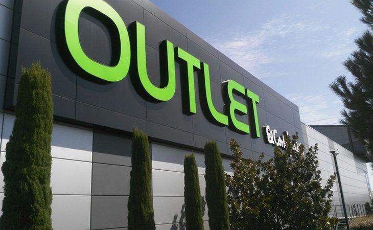El Corte Inglés cerrará su tienda outlet en Getafe