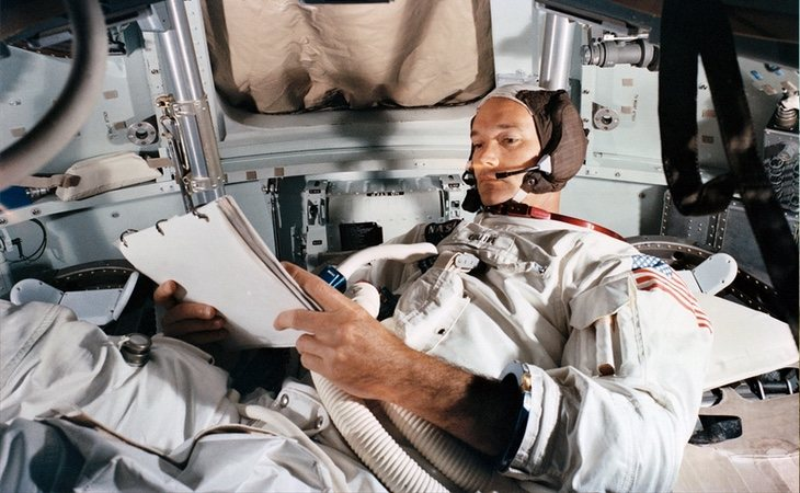Imagen del primer viaje hacia la Luna | NASA