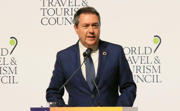 Juan Espadas, alcalde de Sevilla, se ha subido el sueldo un 33%