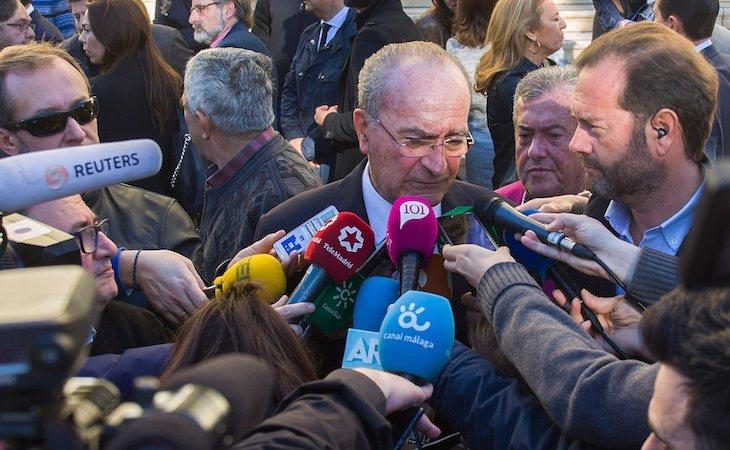 Francisco de la Torre, alcalde de Málaga, cobrará 80.000 euros al año