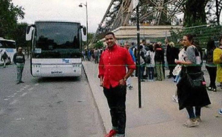 Una de las fotografías tomadas por uno de los miembros de la célula en París