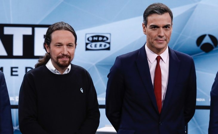 La relación entre Podemos y el PSOE se encuentra rota