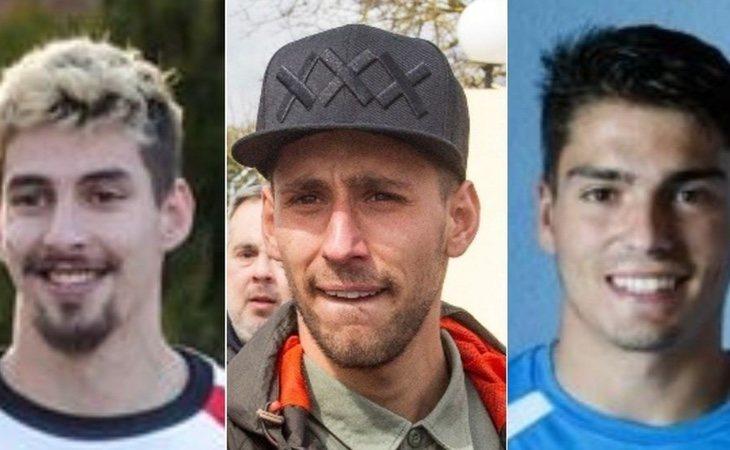 Los tres ex jugadores de la Arandina acusados de agresión sexual en grupo