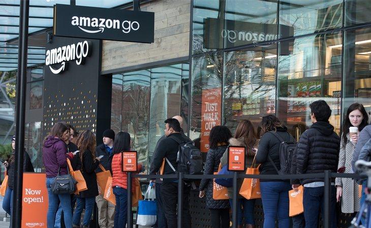 Amazon ha hecho el camino a la inversa en el sector alimentario con notable éxito