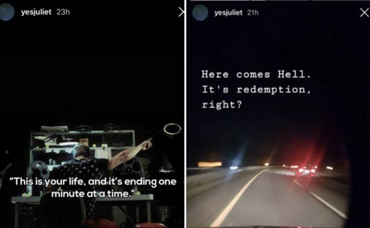 El asesino relató cronológicamente en su perfil de Instagram el terrible y cruel crimen