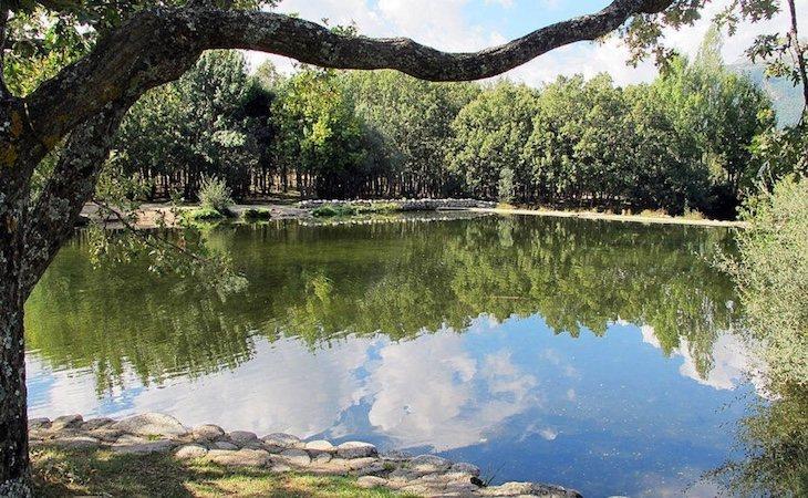 Las presillas ofrecen aguas cristalinas y grandes áreaas verdes