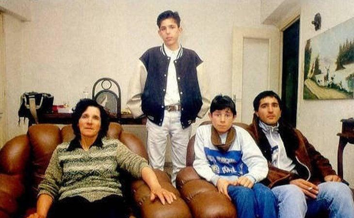 Antonio Anglés maltrataba a su madre y sus hermanos