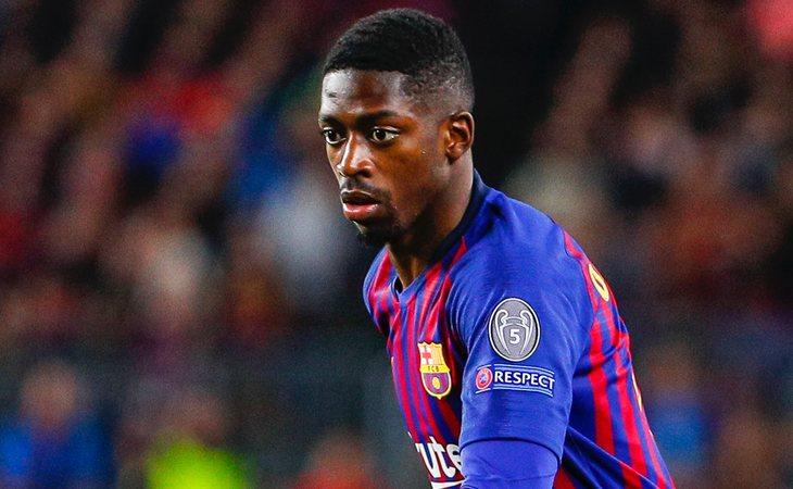 Ousmane Dembelé pasó del Borussia Dortmund al Barça