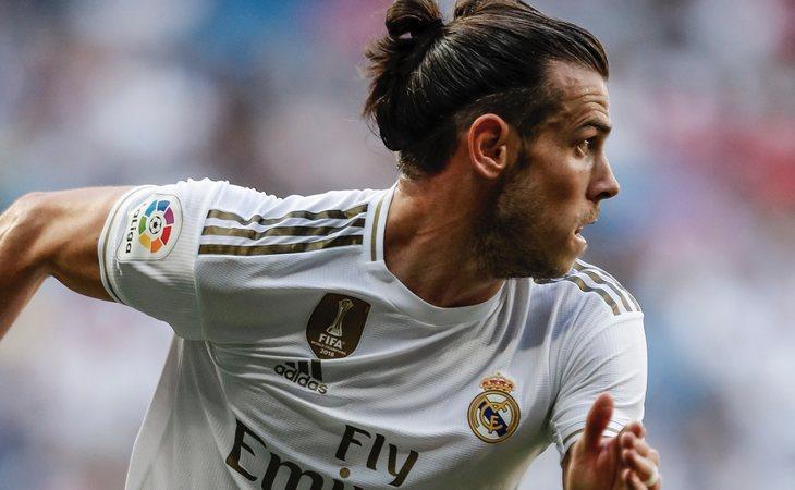 Gareth Bale pasó del Tottenham al Real Madrid