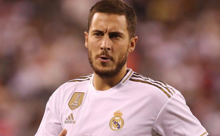 Eden Hazard pasó del Chelsea al Real Madrid