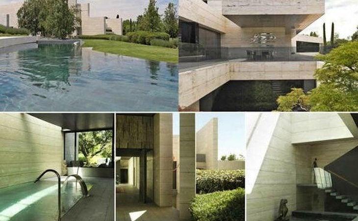 La mansión alquilada por Albert Rivera y Malú está en La Finca