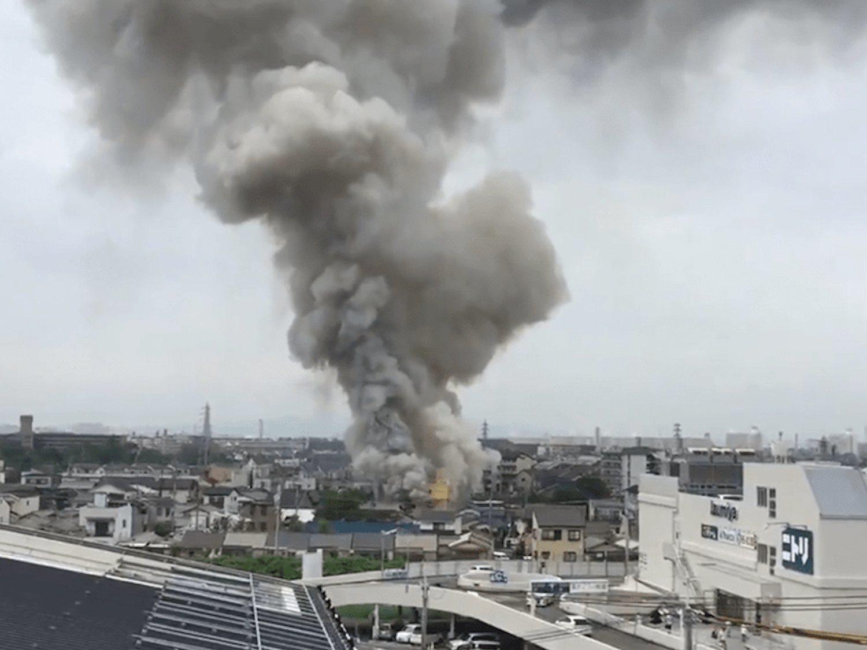 Un incendio provocado en los estudios Kyoto Animation de Japón deja más de 20 muertos