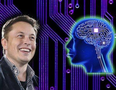 Elon Musk planea unir el cerebro a robots inteligentes